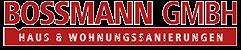 Bossmann GmbH Nürnberg | Sanierung und Renovierung aus einer Hand Logo